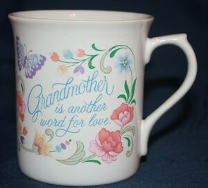 1983-Vintage-Hallmark-Cup-Grandmother-Is-Another-Word-For-Love