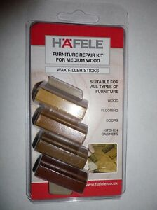 New Furniture Wax Repair Kit Filler For All Types Of Furniture For Medium Woods Ebay