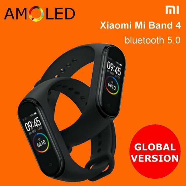 Xiaomi Mi Band 4 bluetooth5.0 Smart Watch Amoled Sport Wristband GLOBAL VERSION