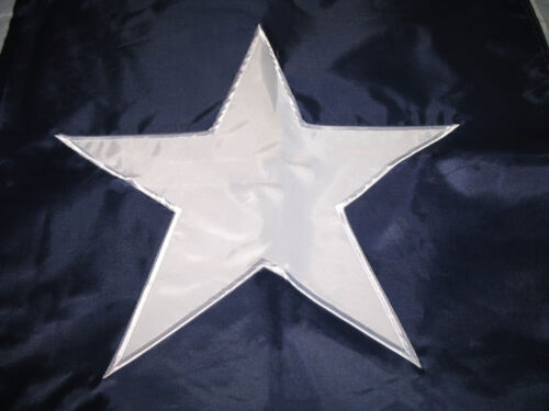 RUF 3x5 Embroidered State of Texas 210D Nylon Flag 3/'x5/' Grommets Made in USA