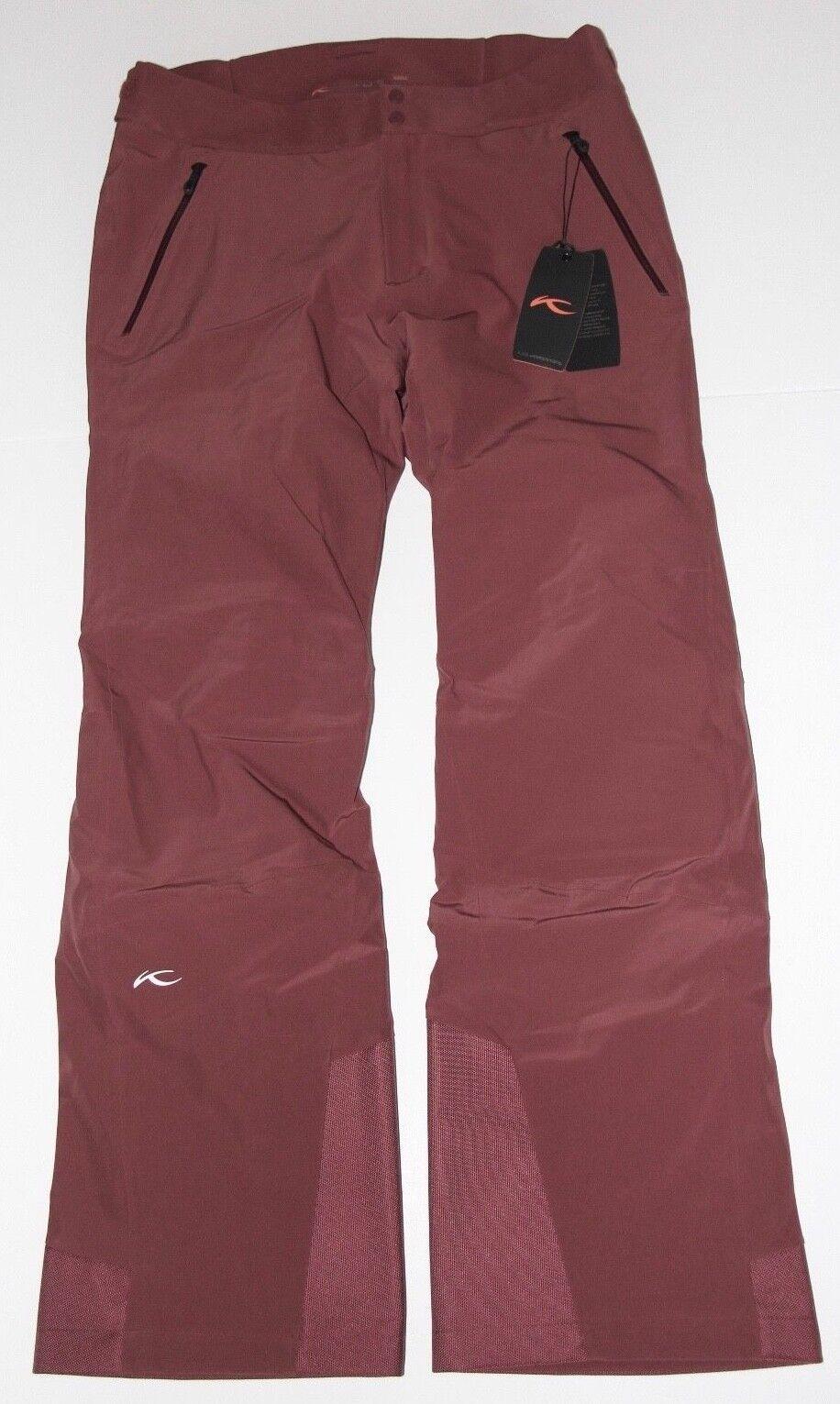 KJUS Men's Formula Ski Pants - Size 50  Medium (US 34) - Rum (60900) - NEW  more affordable