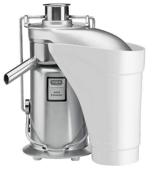 WARING COMMERCIAL JE2000 Juice Extractor,16000 RPM High