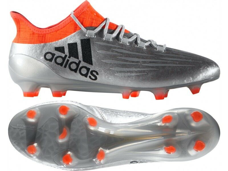 Adidas X 16.1 Firm Ground Football Boots Eu 44.7 rrp  EM36 68 SALEx