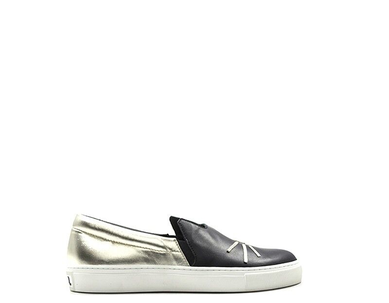 Zapatos karl karl karl lagerfeld señora negro naturaleza cuero 71kw4006-999  grandes ofertas