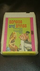 Vintage-8-Track-Cassette-Cartridge-Eight-bongos-and-brass-perez-prado
