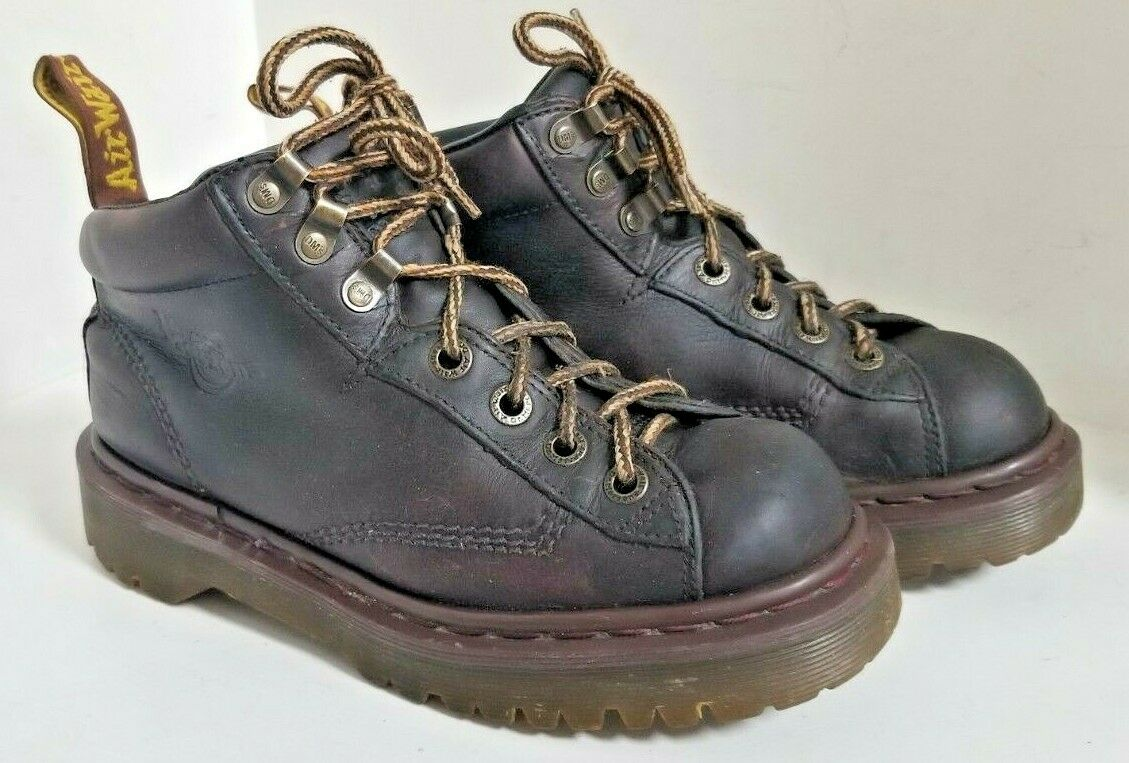 DR. MARTENS 8287 Brown (AW004-PC04B)  Made in England   Size uk 5 Women US 7