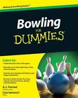 Bowling for Dummies by A. J. Forrest and Lisa Iannucci (2010, Paperback)