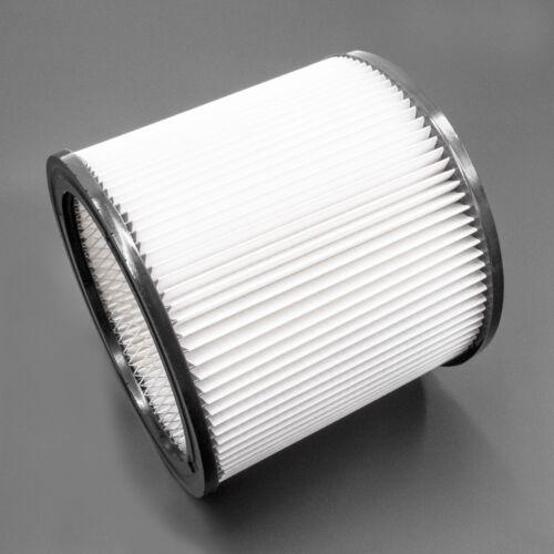 Lamellen Falten Rund Filter für Einhell TE-VC 2230 SA Zentralfilter
