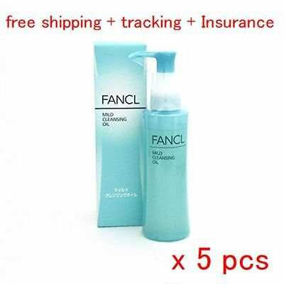 FANCL Mild Cleansing Oil 120mL x 5pcs Japan [F/S+Tracking]