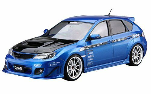 Aoshima 1 24 Subaru  Ings Grb Impreza Wrx Sti 2007 F S  grandi risparmi