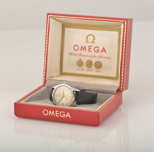Vintage-Men-Omega-Automatic-Seamaster-with-box-caliber-471-wristwatch-Swiss-Made