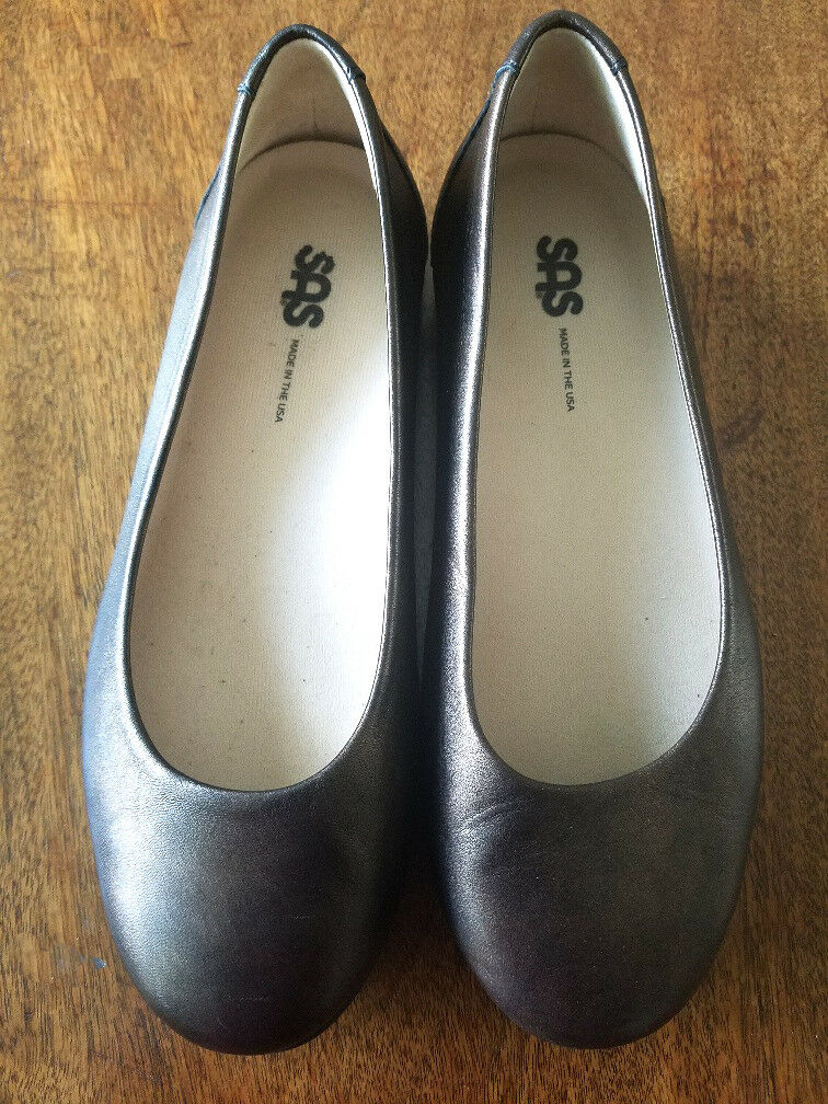 SAS WOMEN'S Schuhe 9.5 WW BRONZE COLOR COMFORT Schuhe SCENIC STYLE
