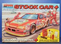 Monogram Stock Car Heinz Pontiac Grand Prix 1/24 Scale Model Complete Excellent