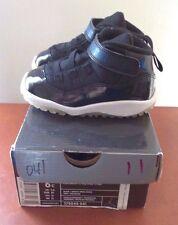 a2bde7766 2009 Nike Air Jordan 11 XI Retro TD Space Jam Toddler baby Sz 6 C concord