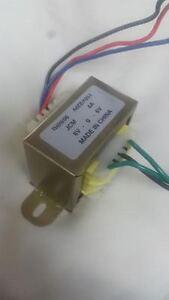 Details about 12V Transformer 6V-0-6V CT 4A 110Vac 220Vac to 12Vac