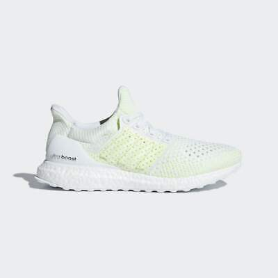 Details about Adidas UltraBoost Clima   Men's Size 8.5-13   Cloud White/Solar Yellow AQ0481