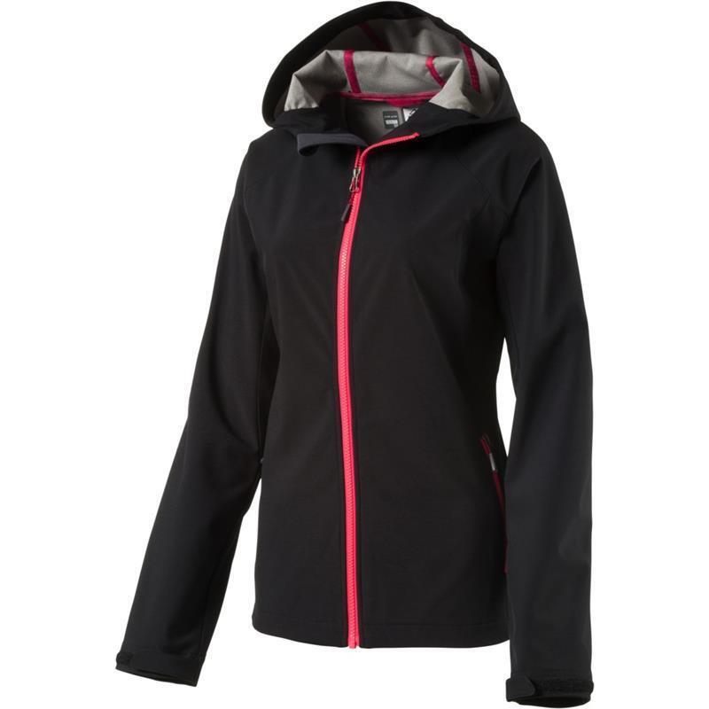 McKinley Kara II Damen Softshell Jacke schwarz  89 99