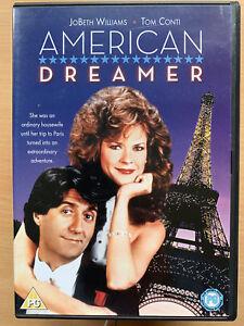 Americain-Dreamer-DVD-1984-Comedie-Drame-avec-Jobeth-Williams-et-Tom-Conti