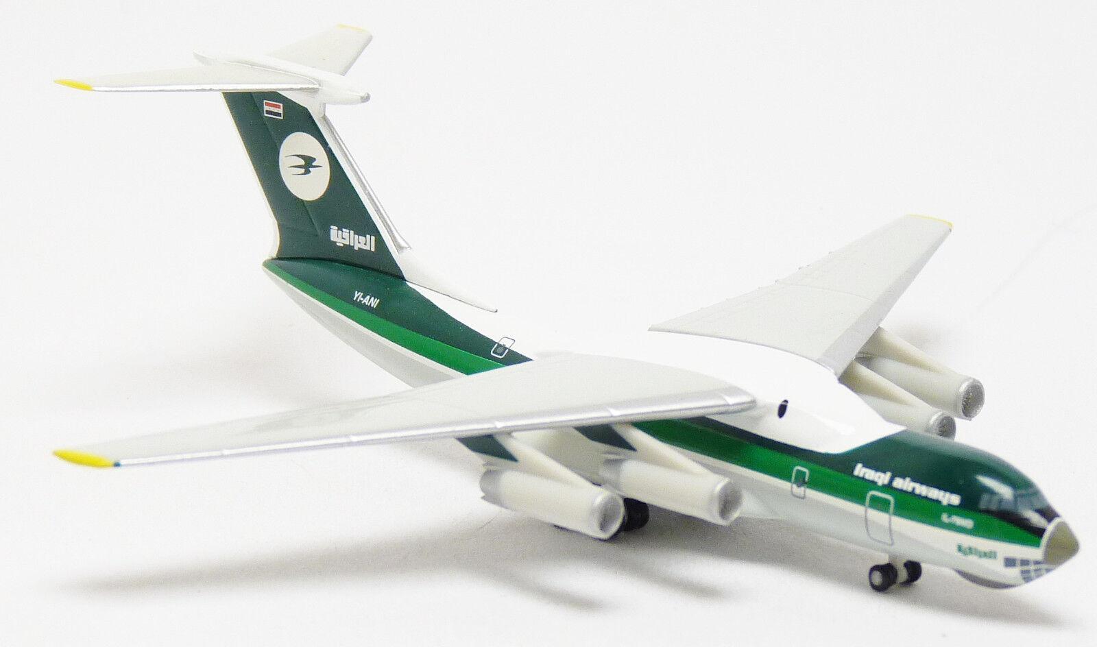 Herpa Wings 513852-Ilyushin il-76 suníes airways airways airways avión de transporte - 1 500  salida
