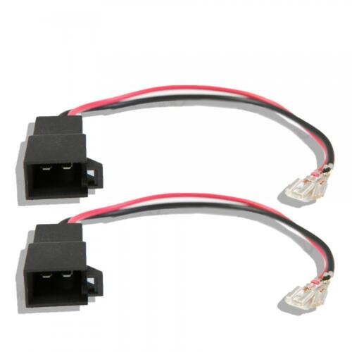 Vauxhall Corsa B Speaker Adaptor Adapter Plug Leads Cable Connector Connection