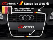 GERMAN FLAG COLOURS STRIPE KIT