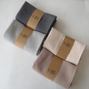 4PCS-High-Absorbent-100-Cotton-Professional-Wipes-Kitchen-Dish-Towels-Tea-Towels