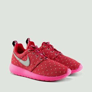 Run Roshe Nike Print One eBay GS 677784 606 Trainers Hx56xwP