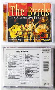 BYRDS-The-Alternative-Takes-2000-CD