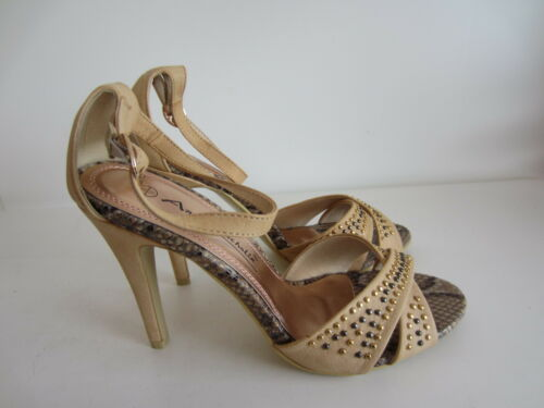Camel UK 3-8 R10A-middle Coral Anne Michelle  L3R391 Ladies Sandals  Black