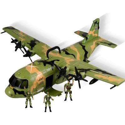 Esercito giocattolo Ragazzi VEICOLO CORAZZATO MILITARE PATTUGLIA AUTO Gunner Suoni Luci
