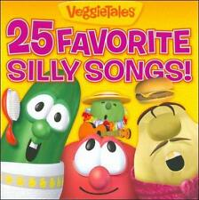 25 Favorite Silly Songs! by VeggieTales (CD, Jul-2011, Big Idea Records)
