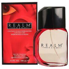 Erox Realm Eau de Cologne Spray for Men 3.40 oz (Pack of 3)