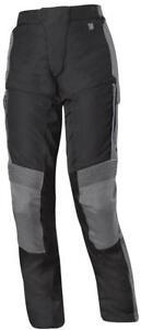 NEU-Held-Torno-GTX-Motorradhose-schwarz-grau-Gr-M-50-passend-zur-Jacke-Carese