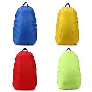 Image is loading 35L-80LOutdoor-Foldable-Dust-Rain-Cover-Backpack-Rucksack- bdad33b40442c