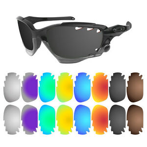 189cc65c425 Image is loading Polarized-Replacement-Lenses-for-Oakley-Jawbone- Racing-Jacket-