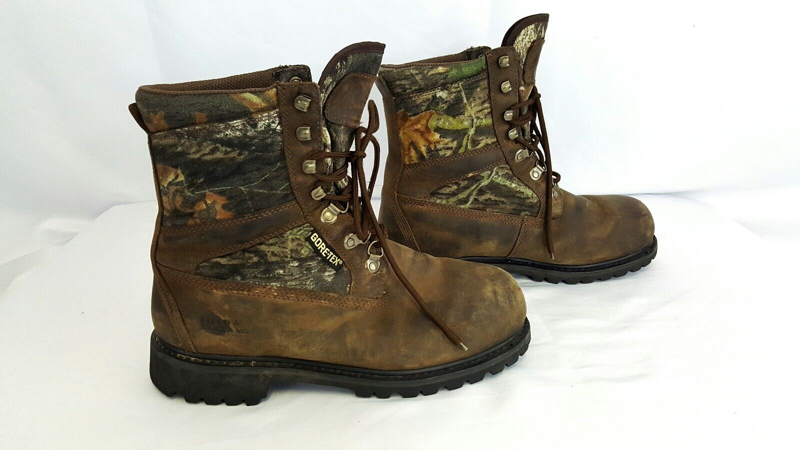 FIELD & STREAM THINSULATE GORE-TEX WATERPROOF HUNTING HIKING WINTER BOOTS 10.5