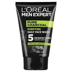L'Oreal Men Pure Charcoal Face Wash 100 ml