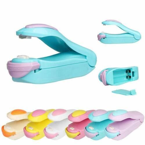 Portable Household Mini Heat Sealing Machine Sealer Impulse Plastic Poly Bag GW