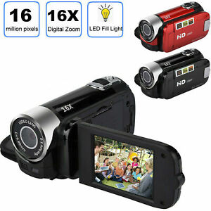 1080P-HD-Camcorder-Digital-Video-Camera-TFT-LCD-24MP-16x-Zoom-DV-AV-Night-Vision