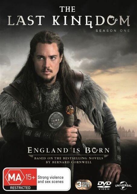 The Last Kingdom Season 1 : NEW DVD