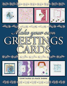 Make-Your-Own-Greetings-Cards-Craft-Cases-S-Rigden-Margit-Very-Good-Book