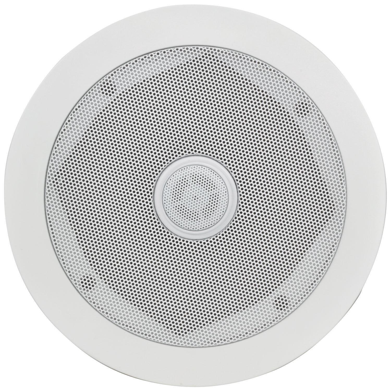 16.5cm (6.5 ) haut-parleur de plafond avec directionnel tweeter  Simple