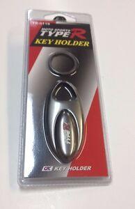Honda Type R Logo Key Chain Key Holder Ring Jdm Bmw Audi