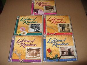 Lifetime-Of-Romance-TimeLife-9-cd-Albums-17-discs-cds-are-Ex-NrM-Cases-are-VG