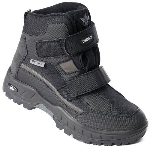 Lico noté ecuador V trekking senderismo zapatos botas Outdoor negro