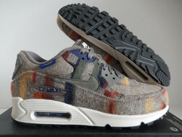 Nike ID Air Max 90 Pendleton (by iso_grail) | Sneakers men
