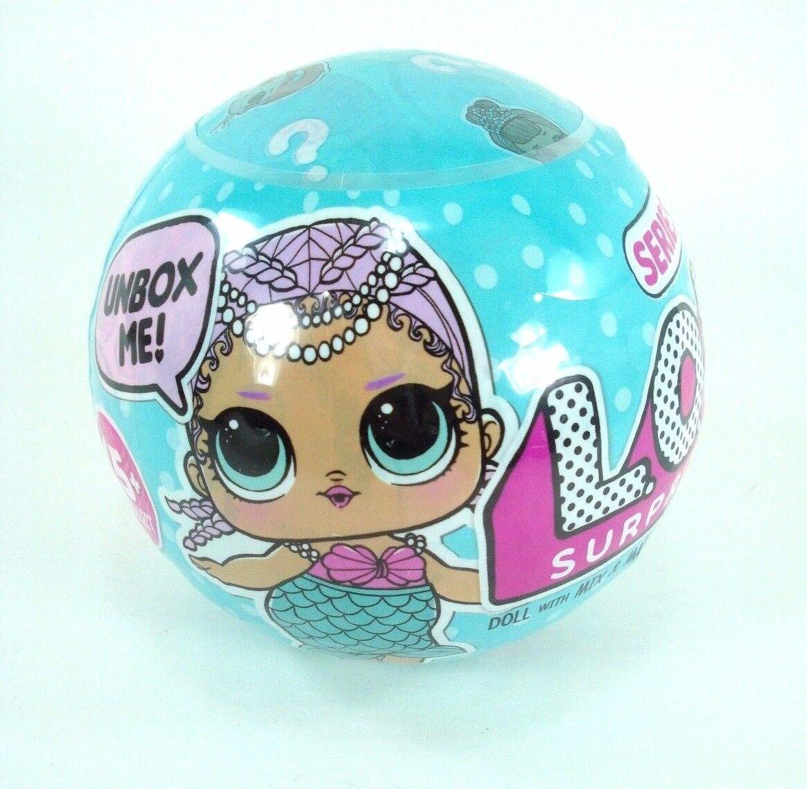 Pequeño muñeco de escandaloso Littles lol sorpresa Bola-serie 1-auténtico-Sellado