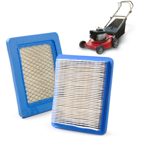 2x Lawn Mower Air Filter for Briggs /& Stratton 5043 5043D 399959 119-1909 491588