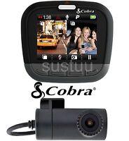 Cobra Cdr 895d Dashcam Dual Full Hd 1080p Front & Rear Accident Recording Camera