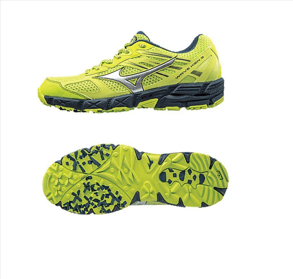 MIZUNO WAVE KIEN 3 Men's Running shoes 100% Authentic New J1GC167303 A 18A